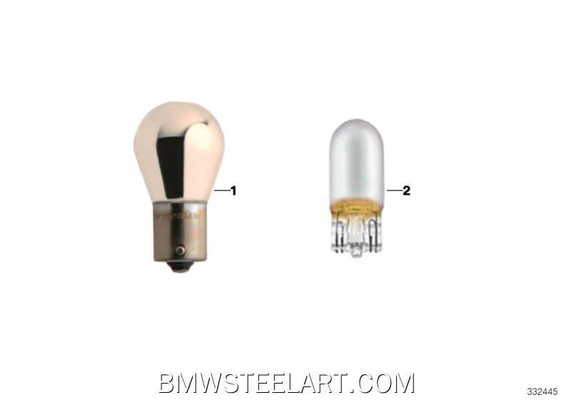 BMW chrome lamps63_1585