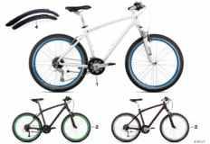 80_0747 Bikes & Equipment-Cruise Bike 2013/14