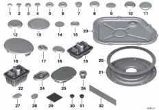 51_8189 Sealing cap/plug