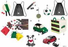 80_1330 MINI 60 Years - Toys