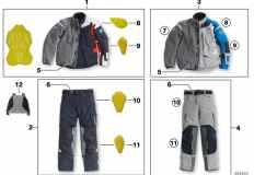 76_0810 Suit Rallye Men
